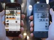 Yotaphone: À mi-chemin entre un smartphone et une liseuse