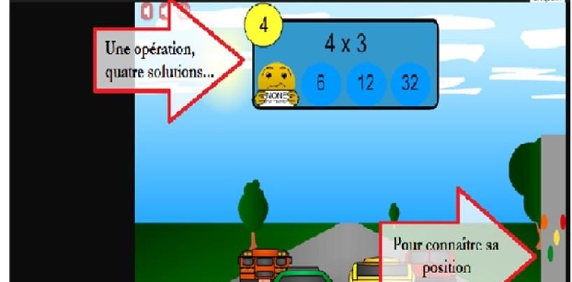 Un superbe exemple de création de Serious Game en classe